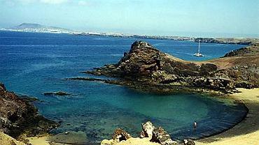 Bezludne zatoczki - Papagayo