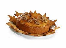 Tort orzechowy Engadin - ugotuj