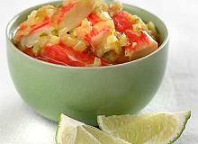 Curry krabowe - ugotuj