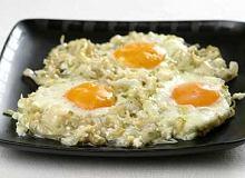 Jajka z kokosem - ugotuj