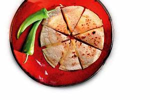 Quesadillas (placki z serem)