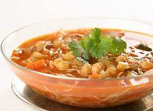Shorba z mięsem (arabska zupa z jagnięciny) - ugotuj