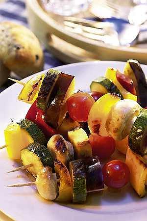 Kebab warzywny