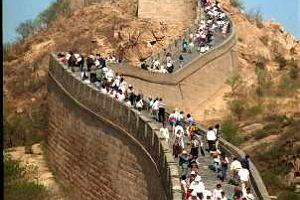 Chiny: Wielki Mur jest zagrożony