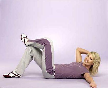 Jest wiele sposobów na wyćwiczenie mięśni brzucha.