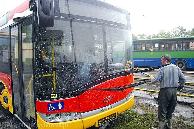emerytura kierowców autobusów