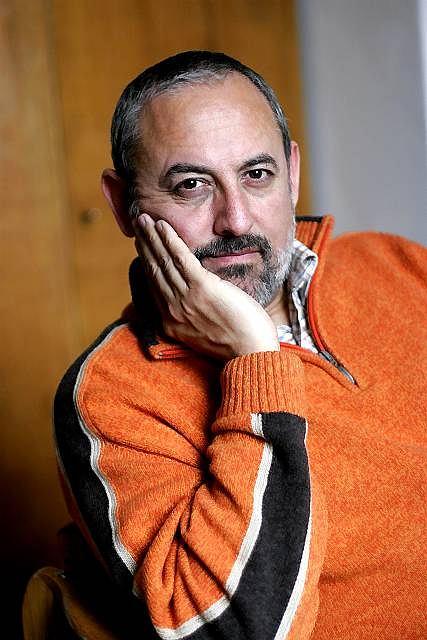 Luis Alarcon Arias prezes Stowarzyszenia na Rzecz Przeciwdziałania Przemocy w Rodzinie Niebieska Linia