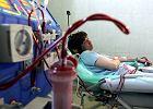 Nocne wędrówki chorych między szpitalami