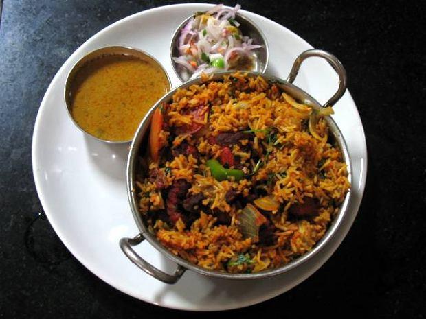 Indie. Podr�e kulinarne - kuchnia indyjska