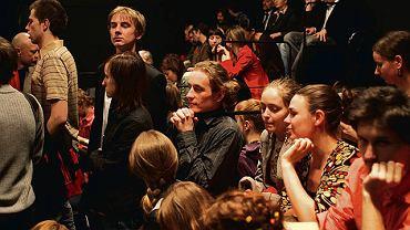 Widownia na Scenie Kameralnej w Teatrze im. Jaracza w Olsztynie