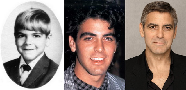 George Clooney (Fot. Kevork Djansezian AP)