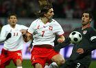 26.03.2008 Euzebiusz Smolarek w meczu reprezentacji Polski z USA w Krakowie