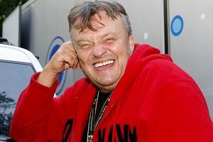Krzysztof Cugowski na deptaku. Wspiera kandydat�w PO