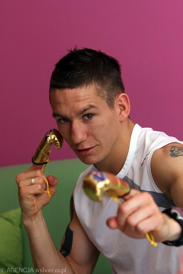Kandydat na olimpijskie ciacho: Rafał Kaczor, bokser - z5571386Q