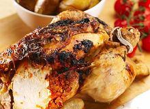 Chrupi�cy kurczak nadziewany past� z chorizo - ugotuj