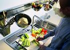 Zlewozmywak - kuchnia dobrze zorganizowana