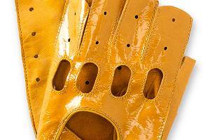 Kolorowe rękawiczki bez palców