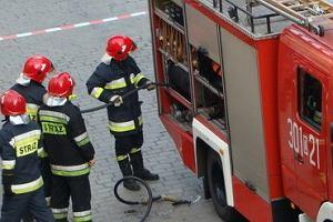 Krotoszyn: zapali�a si� kot�ownia