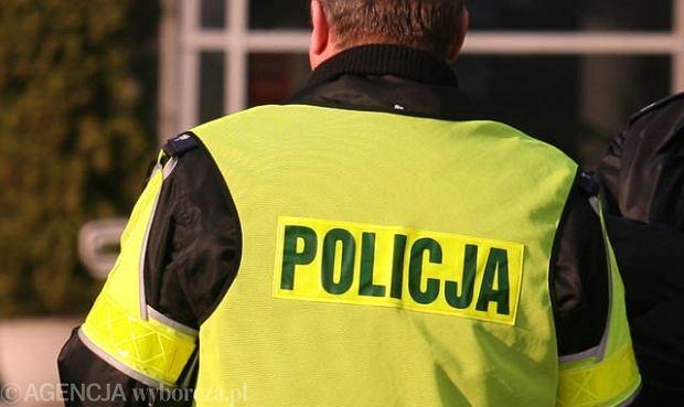 ��dzkie: w lesie znaleziono cia�a dw�ch os�b. Zatrzymano 63-latka