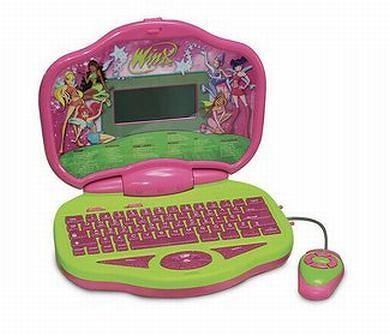laptop Winx