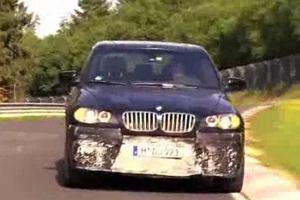 BMW X5 M - pierwszy oficjalny film