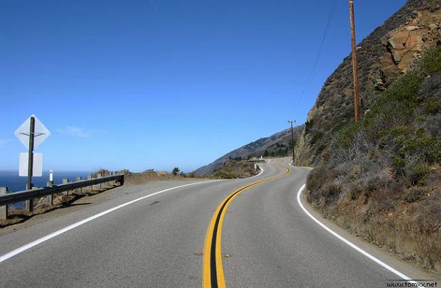 Autostrad� nad Pacyfikiem