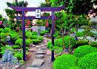 Ogród japoński - herbaciany