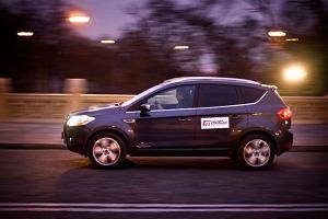 Ford Kuga - test | Za kierownic�