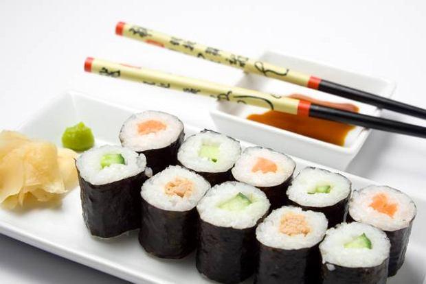 Menu zainspirowane kuchni� azjatyck�
