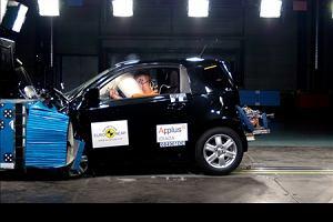 Euro NCAP - filmy z najnowszych test�w