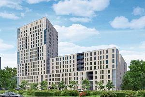 Najbardziej trójkątny apartamentowiec w stolicy