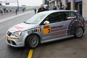 Steinhof liderem VW Polo Cup
