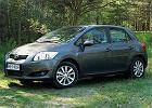 Toyota   Auris  1.6 Valvematic - test | Za kierownic�