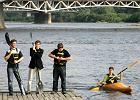 Studenci chc� z Wis�y zrobi� Dunaj