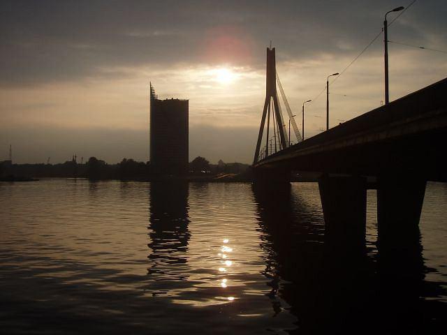 Most w Rydze
