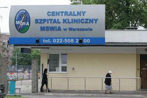 Zmiany w szpitalu przy Wołoskiej