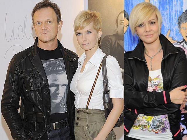 Edyta Zając i Cezary Pazura pojawili się wczoraj na otwarciu Inchcape Motor największego salonu BMW w Polsce Edyta zaprezentowała swoją nową fryzurę. Kogoś wam przypomina?