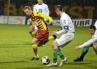 15. kolejka. Jagiellonia - Lechia 0:0. Jarecki, Piątek i Wiśniewski