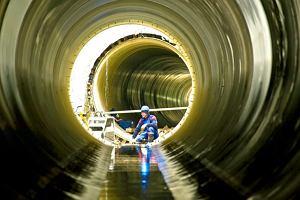 Kolejny przetarg na Czajk�. 170 mln za tunel pod Wis��