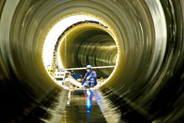 Kolejny przetarg na Czajkę. 170 mln za tunel pod Wisłą
