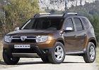 Dacia Duster - pierwsze zdj�cia