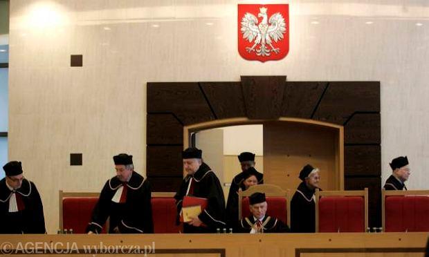 Trybunał Konstytucyjny. Sędziowie muszą zrobić co w ich mocy, by ochronić swoją instytucję