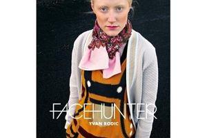 Face Hunter w wersji książkowej