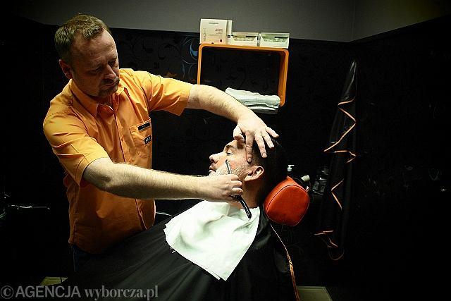 Jedyny Salon Fryzjerski Tylko Dla Mężczyzn