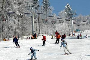Beskid �l�ski - nowo�ci narciarskie. Kanap� na stok