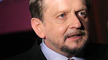"""Stanisław Janecki, były redaktor naczelny tygodnika """"Wprost"""", od 2013 roku współpracuje z czasopismami """"wSieci"""" oraz """"wPolityce""""."""