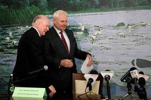 Andrzej Kraszewski zosta� nowym ministrem �rodowiska