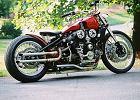 Custom z silnikiem Alfy Romeo
