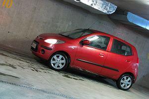 Hyundai i10 1.1 CRDi - test | Za kierownicą