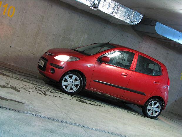 Hyundai i10 1.1 CRDi - test | Za kierownic�